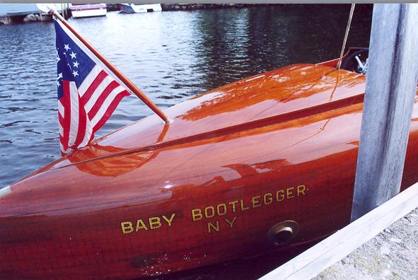 Baby Bootlegger