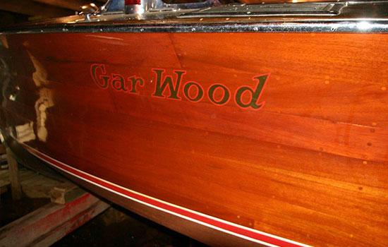 Gar Wood 28-55